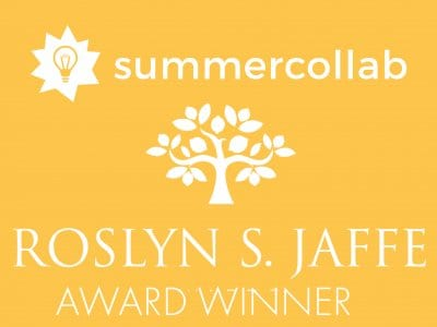 Jaffe Awards Honors SummerCollab for Contributions to Women's and Children's Health and Well-Being